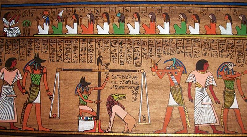 principais deuses do egito antigo